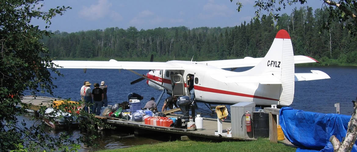 Fly-In Hunting & Fishing Trips in Ontario